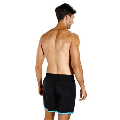 Speedo Colour Block 16 Inch Mens Watershorts - Back