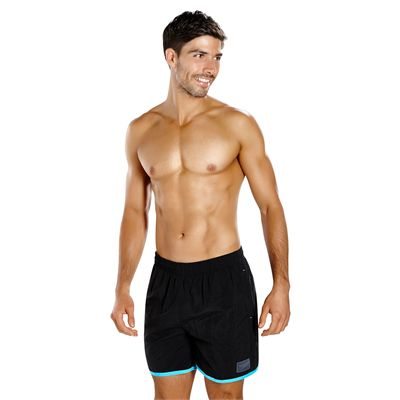 Speedo Colour Block 16 Inch Mens Watershorts - Front