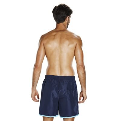 Speedo Colour Block 16 Inch Mens Watershorts SS18 - navy additional2