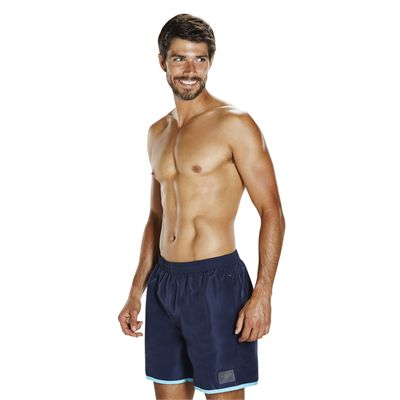 Speedo Colour Block 16 Inch Mens Watershorts SS18 - navy additional