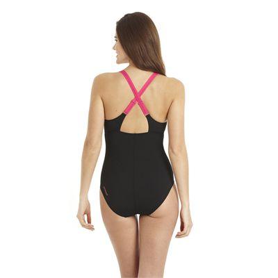 Speedo Crystalflow 1 Piece Ladies Swimsuit 2