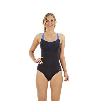 Speedo Cystalflow 1 Piece Ladies Swimsuit