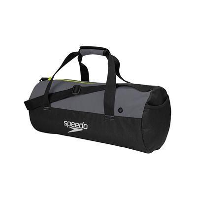 Speedo Duffle Bag-Black-Grey