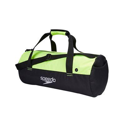 Speedo Duffle Bag-Black-Yellow