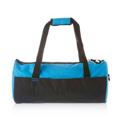Speedo Duffle Bag-Blue-Grey-Image2