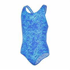 Speedo Endurance 10 Boom Allover Splashback Girls Swimsuit