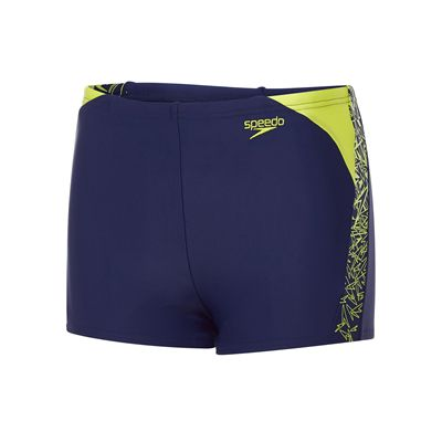 Speedo Endurance 10 Boom Splice Boys Aquashorts