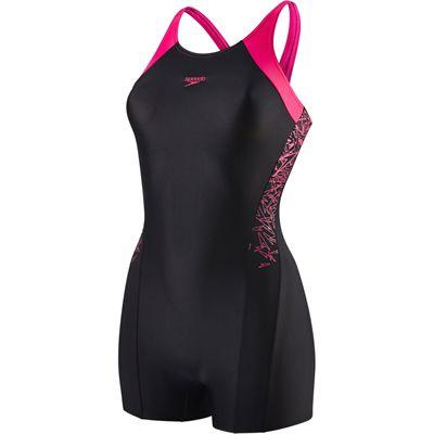Speedo Endurance 10 Boom Splice Girls Legsuit