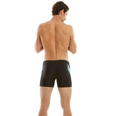 Speedo Endurance 10 Curve Splice 32cm Mens Aquashorts - Back