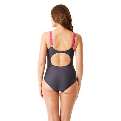 Speedo Endurance 10 Essential Jetspa Ladies Swimsuit - Back View