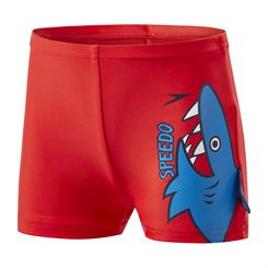 Speedo Endurance 10 Fin Friends Infant Boys Aquashorts