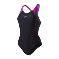 Speedo Endurance 10 Fit Laneback Ladies Swimsuit