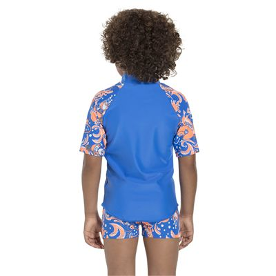 Speedo Endurance 10 Solarpop Essential Kids Suntop - Back