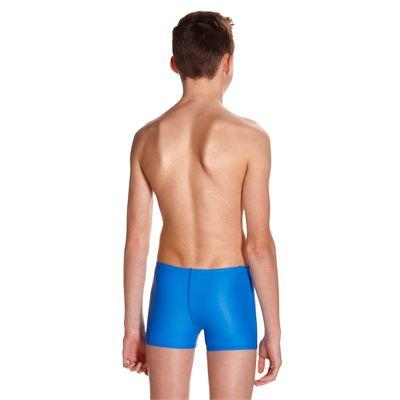 Speedo Endurance 10 Sports Logo Panel Boys Aquashorts - Back