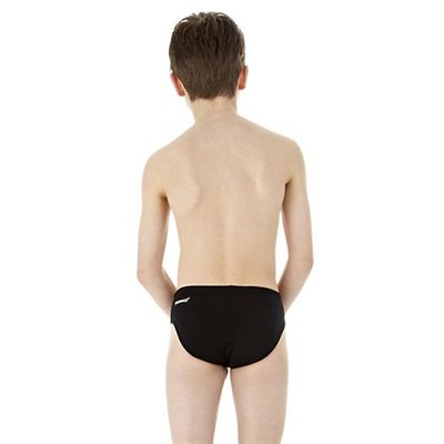 Speedo Endurance 6.5cm Boys Brief Black Back