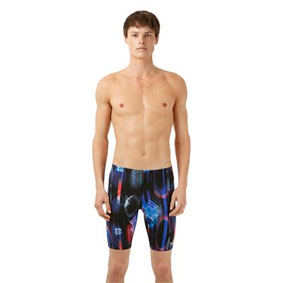 Speedo Endurance Plus Allover Digital Mens Jammer - Front Image