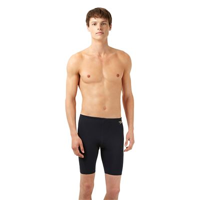 Speedo Endurance Plus Allover Digital Panel Mens Jammer - Front View