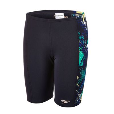 Speedo Endurance Plus Allover Panel Boys Jammer - Main Image