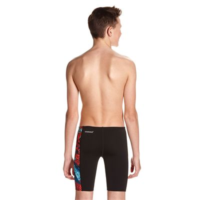 Speedo Endurance Plus Astro Ignite Allover Panel Boys Jammers - Back