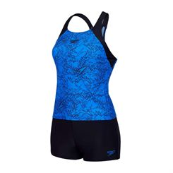 Speedo Endurance Plus Boom Allover Ladies Tankini