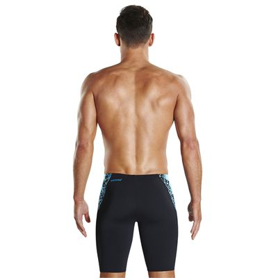 Speedo Endurance Plus Boom Splice Mens Swimming Jammers - Back