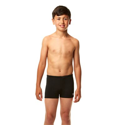 Speedo Endurance Plus Boys Aquashorts Front View
