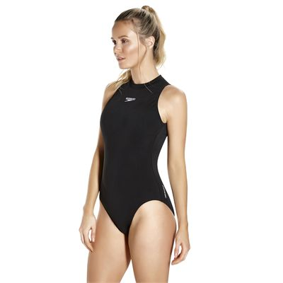 Speedo Endurance Plus Hydrasuit Flex Ladies Swimsuit - Side