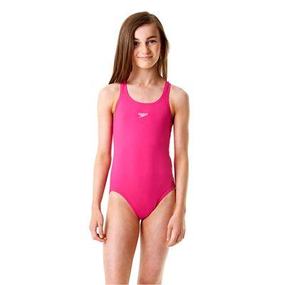 Speedo Endurance Plus Medalist Girls Swimsuit SS14