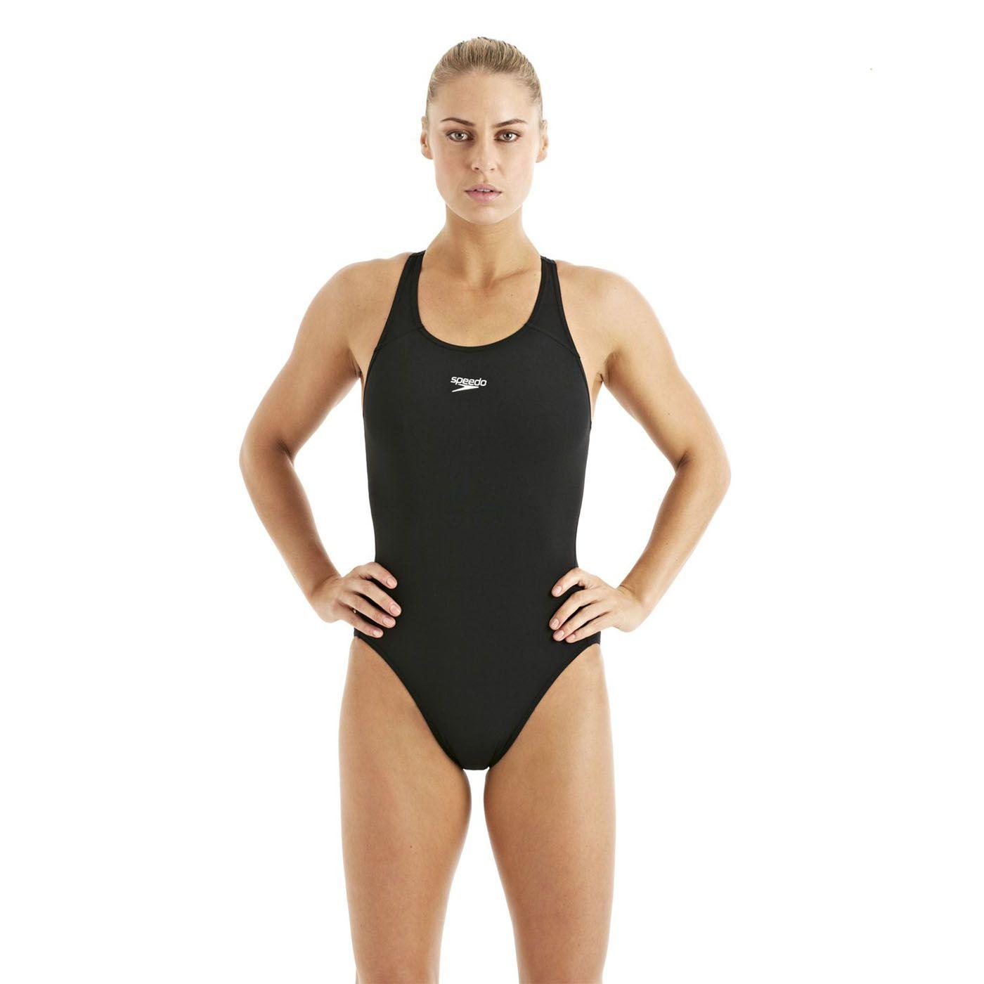 Speedo Endurance Plus Racerback Ladies Swimsuit ...