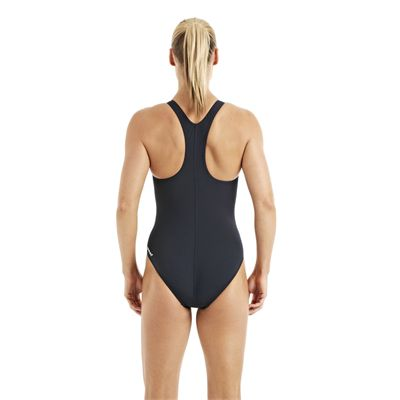 Speedo Endurance Plus Racerback Ladies Swimsuit Navy 2