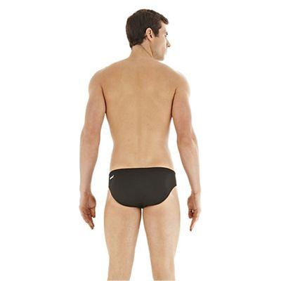 Speedo EndurancePlus 7cm Mens Brief Black Back