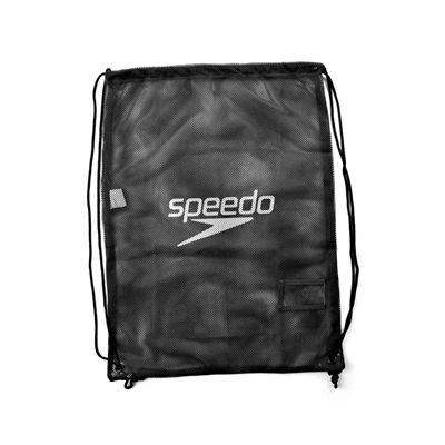 Speedo Equipment Mesh Bag Black