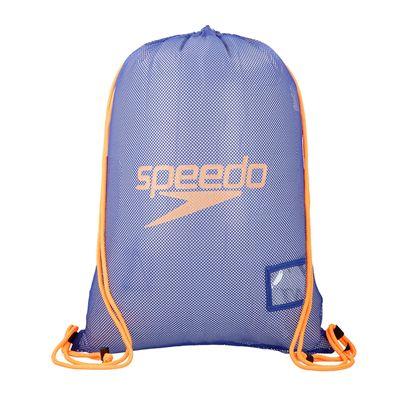 Speedo Equipment Mesh Bag SS18 - Blue