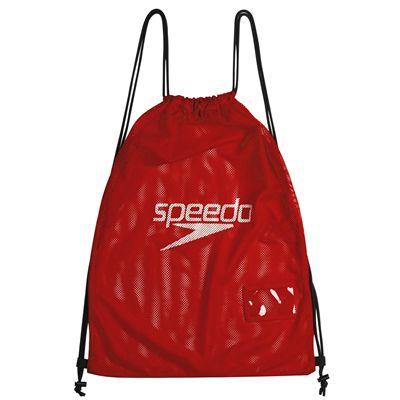 Speedo Equipment Mesh Bag SS18 - Red