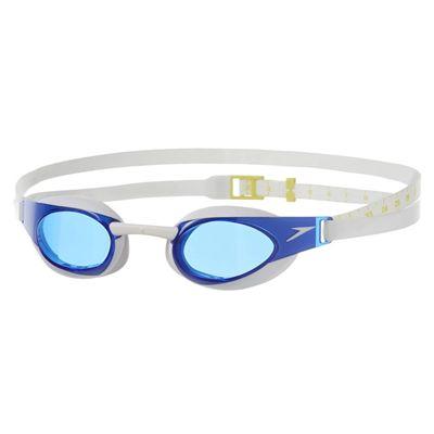 Speedo Fastskin3 Elite Goggle white-blue