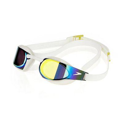 Speedo Fastskin3 Elite Mirror Goggle-gold-b