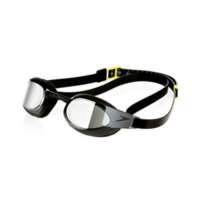 Speedo Fastskin3 Elite Mirror Goggle-smoke-b