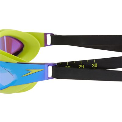 Speedo Fastskin3 Elite Mirror Goggles - Purple Side