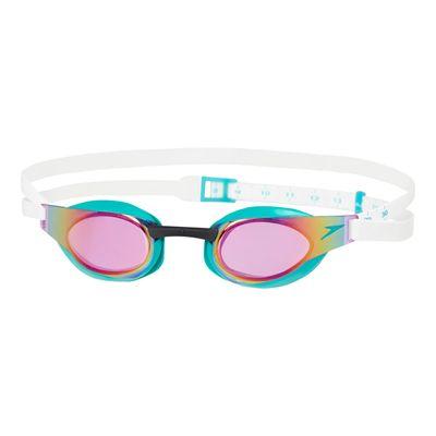Speedo Fastskin3 Elite Mirror Swimming Goggles-GRPR-front