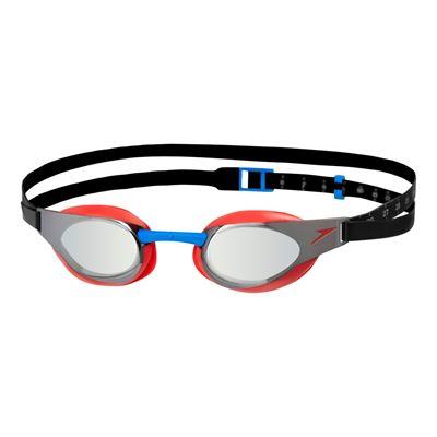 Speedo Fastskin3 Elite Mirror Swimming Goggles-RDSL-front