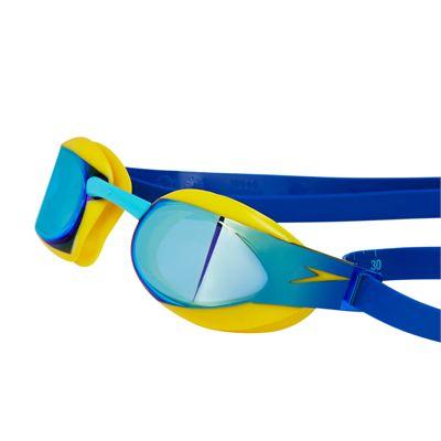 Speedo Fastskin3 Elite Mirrored Junior Swimming Goggles-Side