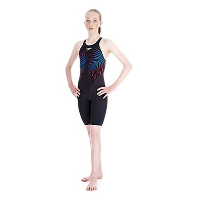 Speedo Fastskin3 Elite Recordbreaker Girls Kneeskin - side view