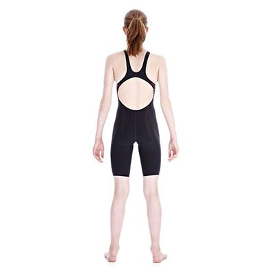 Speedo Fastskin3 Elite Recordbreaker Girls Kneeskin - back view