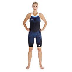 Speedo Fastskin3 Ladies Elite Recordbreaker Closed Back Kneeskin Suit