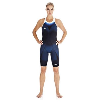 Speedo Fastskin3 Ladies Super Elite Recordbreaker Closed Back Kneeskin Suit