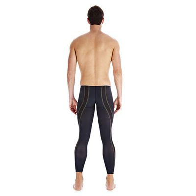 Speedo Fastskin3 Mens Openwater Legskin - Back View