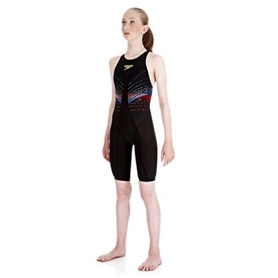 Speedo Fastskin3 Pro Recordbreaker Girls Kneeskin - Side View