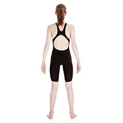 Speedo Fastskin3 Pro Recordbreaker Girls Kneeskin - Back View