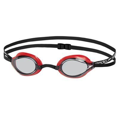 Speedo Fastskin3 Speedsocket 2 Swimming Goggles - Red