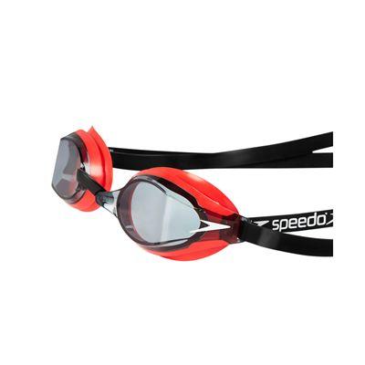 Speedo Fastskin3 Speedsocket 2 Swimming Goggles - Red Side